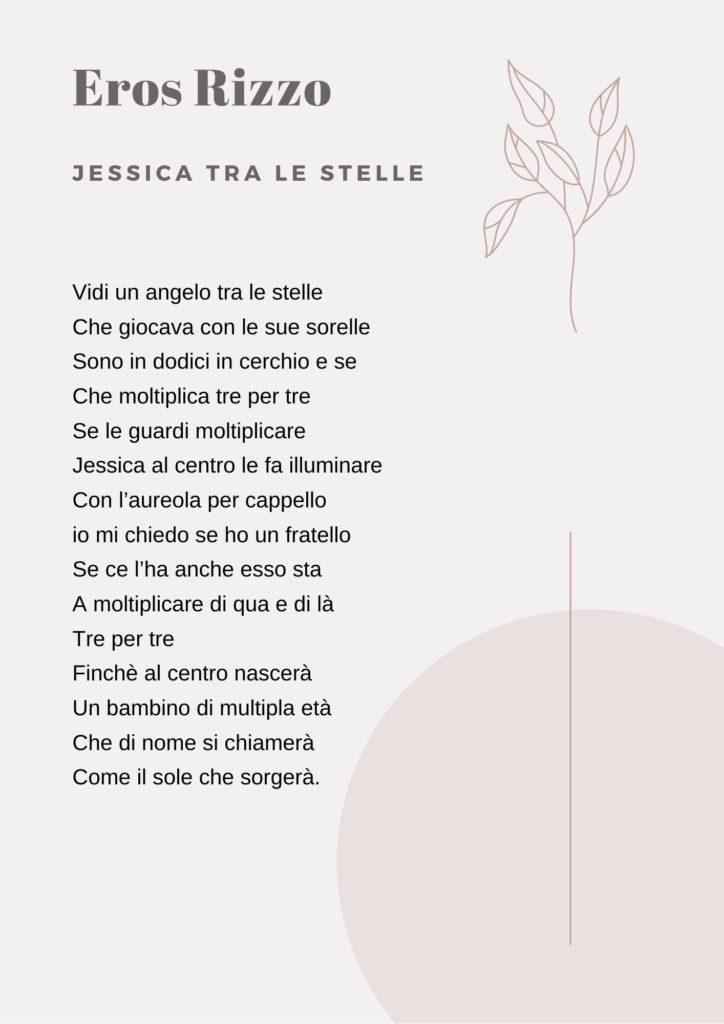 Jessica tra le stelle